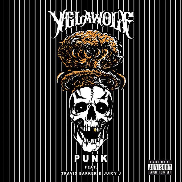 Yelawolf - Punk (feat. Travis Barker & Juicy J) - Single Cover