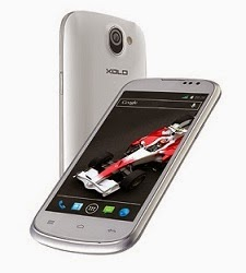 Killing Price: XOLO Q600 GSM Mobile Phone (Dual SIM) (White) worth Rs.8999 for Rs.5077 Only @ ebay (Huge Price Difference)