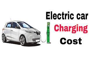 Cost to charge electric car
