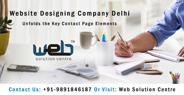 Website Designing Company Delhi