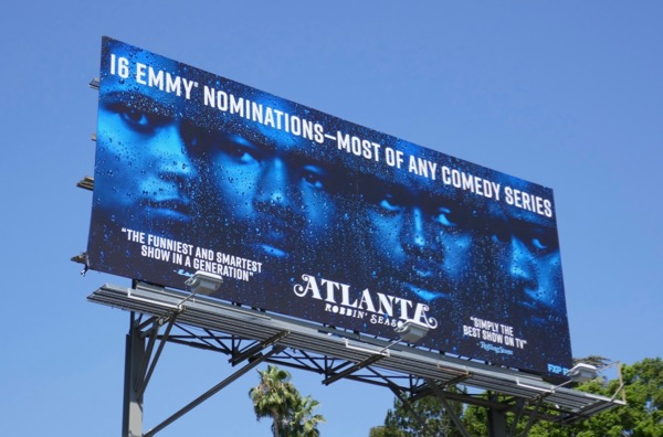 Atlanta Robbin Season 16 Emmy nominations billboard