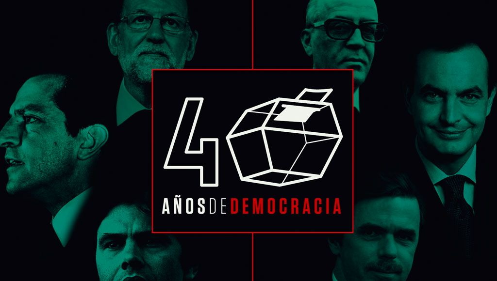 Documental 40 Años de democracia Online