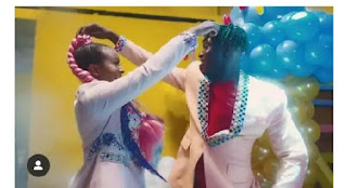 DJ Cuppy Takes Her Romance With Zlatan Ibile To Another Level