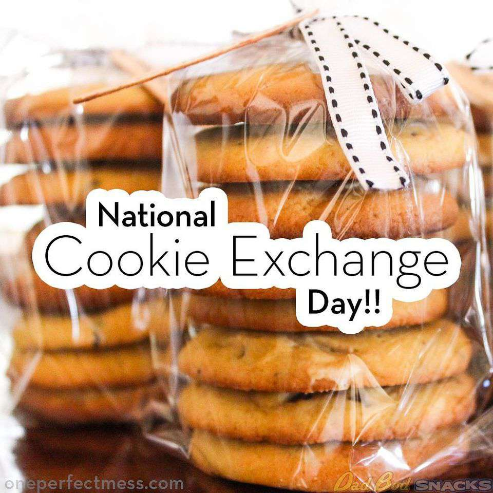 National Cookie Exchange Day Wishes Images download