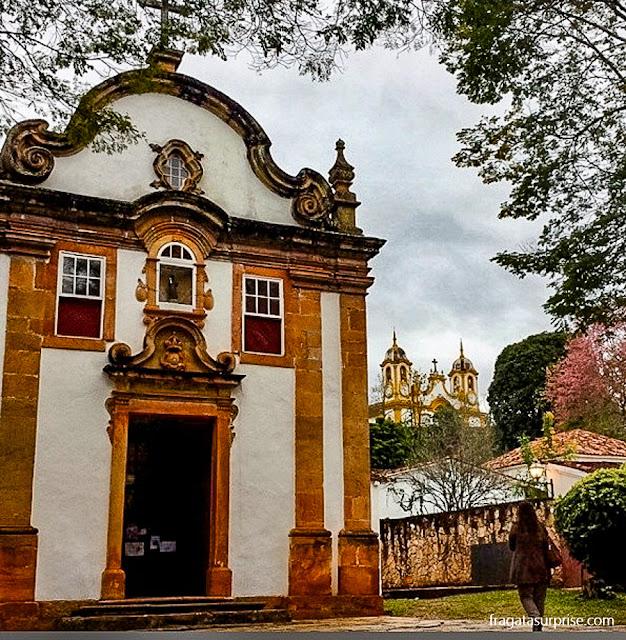 Igreja do Rosário dos Pretos em Tiradentes, Minas Gerais