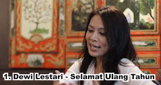 Dewi Lestari - Selamat Ulang Tahun