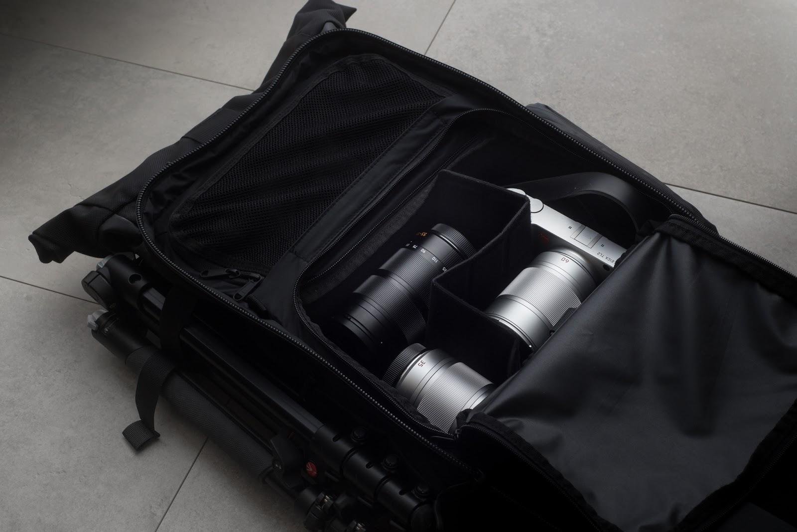 Leica TL2 в сумке