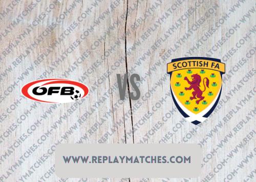 Austria vs Scotland -Highlights 07 September 2021