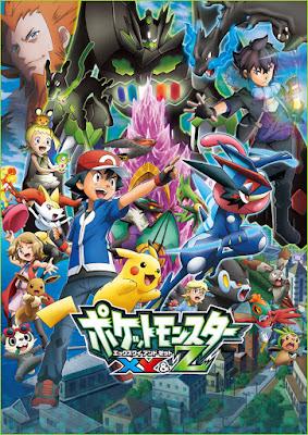 Pokemon XYZ Anime Sub Español