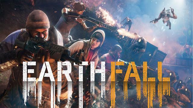 Earthfall chegará ao Switch em 11 de outubro