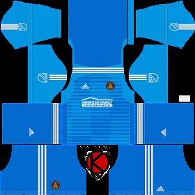 Atlanta United 2018 -  Dream League Soccer Kits