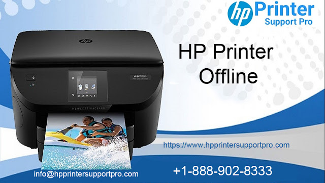 Why Is My HP Printer Offline When Upgrade Windows 8 To 10?
