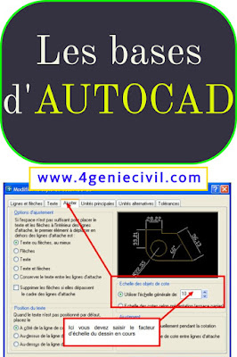 les bases autocad pdf