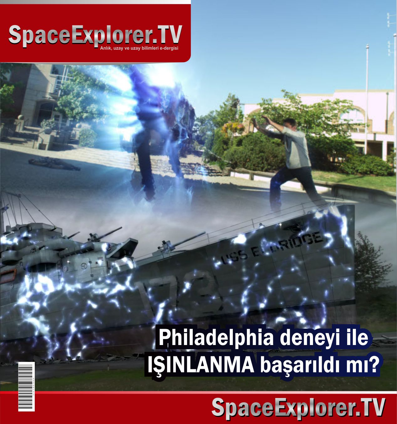 USS Eldridge, Carl M. Allen, Carlos Miguel Allende, Philadelphia deneyi, Işık hızı, Işıktan hızlı yolculuk, Işınlanma, Galaksiler arası yolculuk, ABD, Görünmezlik, Elektonik kamuflaj, UFO,