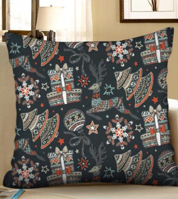 pillow case, jastuk, jastučnica, pillow, christmas, božić, dekor, decor, dekoracija, ukras