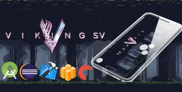 Vikings Pixel Pro (Admob + Android Studio + Eclipse ) - 8