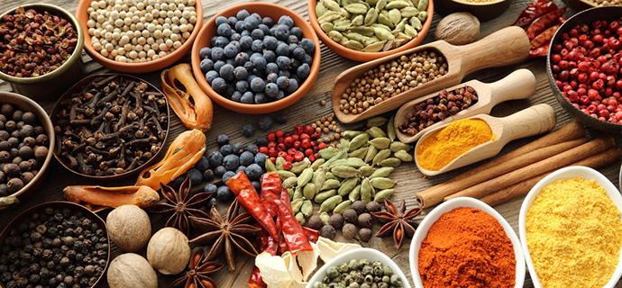 Pepa cucina da leggere tempo di viaggi tentazione di spezie - Le spezie in cucina ...