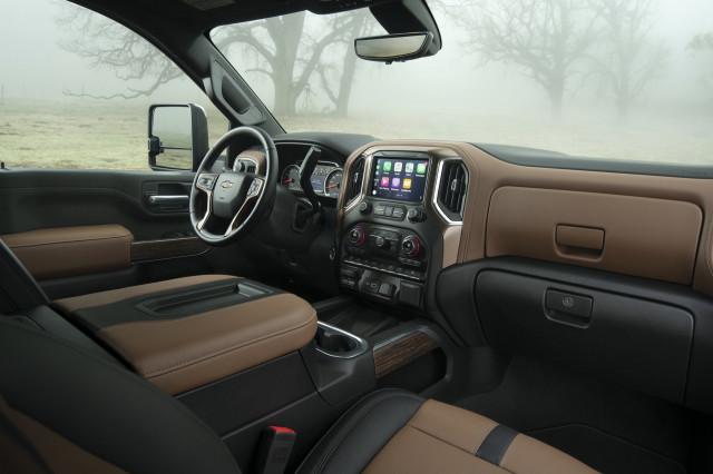 2022 Chevrolet Silverado 2500HD Review