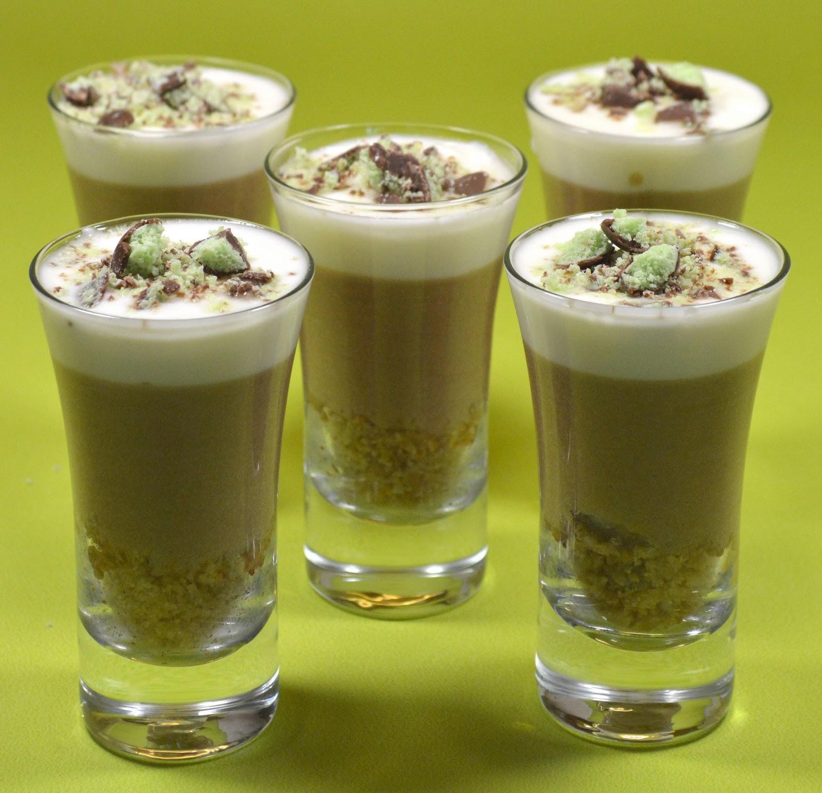Kitchen Delights: Recipe: Chocolate Mint Aero Mousse
