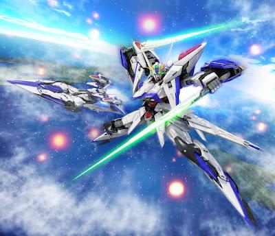 MG 1/100 Gundam Eclipse Announced