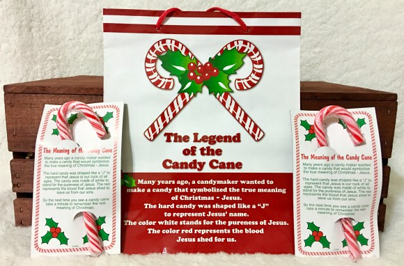 another fun tradition of ours that is also stemmed from a legend is hanging candy canes on the tree im sure many dont even know there is a story behind - Hard Candy Christmas Meaning