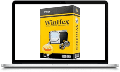 X-Ways WinHex 19.8 SR-8 Full Version