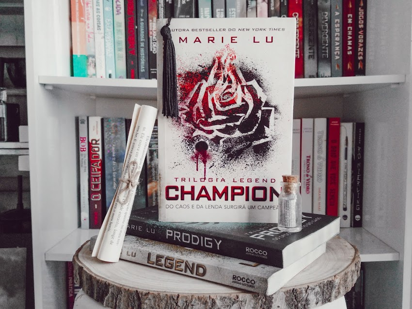 Champion, Marie Lu