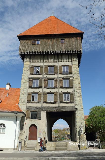 Torre Rheintorturm de Constanza