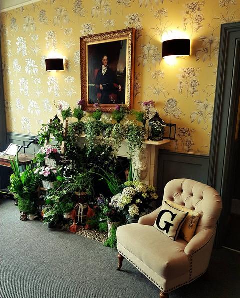 Chelsea Flower Show 2017 via belle vivir blog