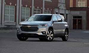 2018 Chevrolet Traverse V-6 FWD Test