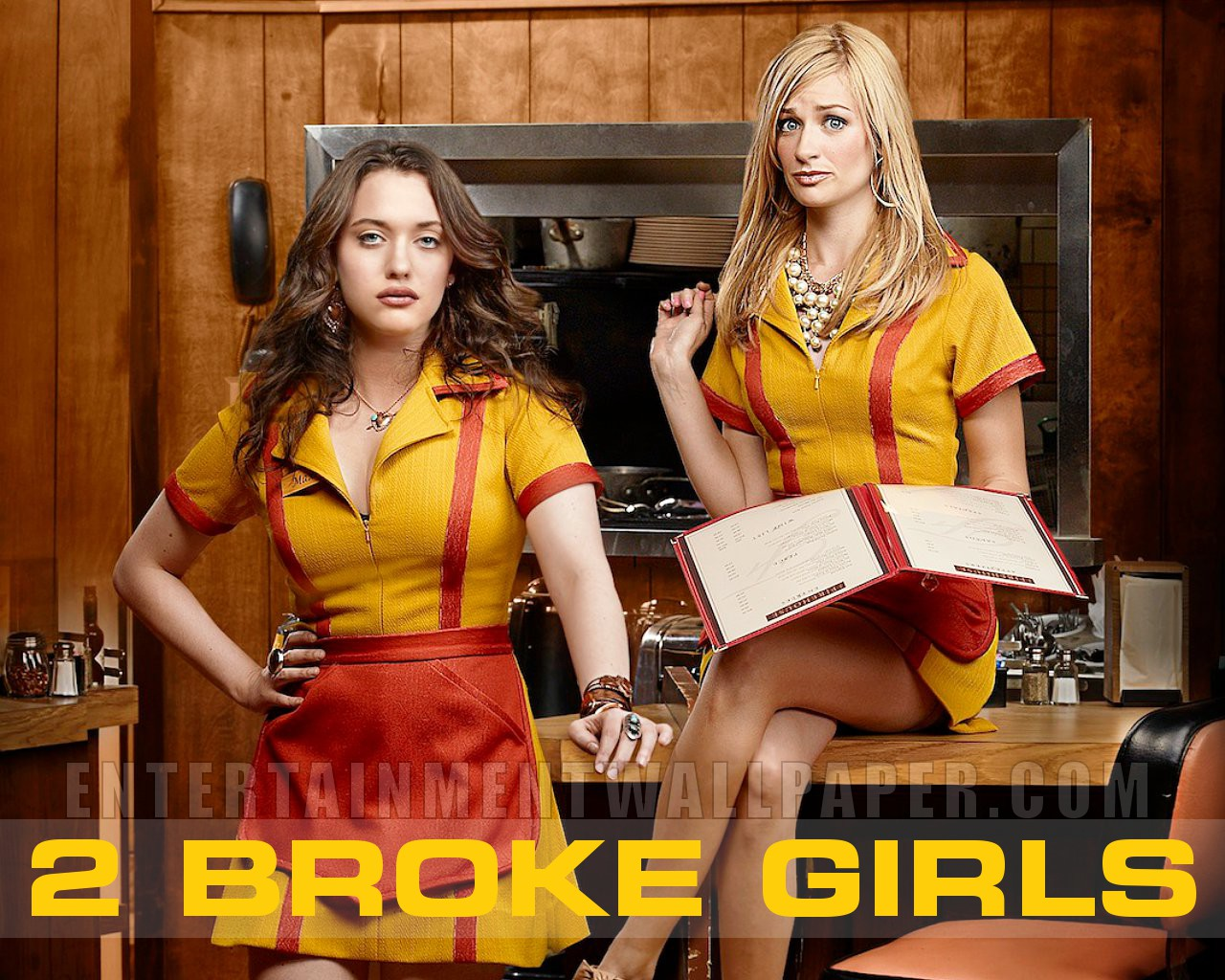 2broke Girls