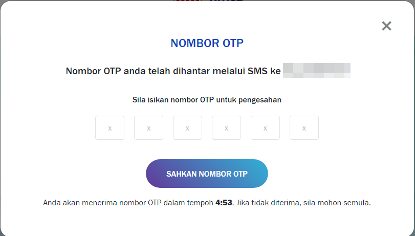Cara Memohon i-Citra Online KWSP