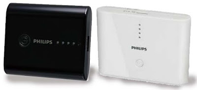 Powerbank philips  terbaik terbaru 2017