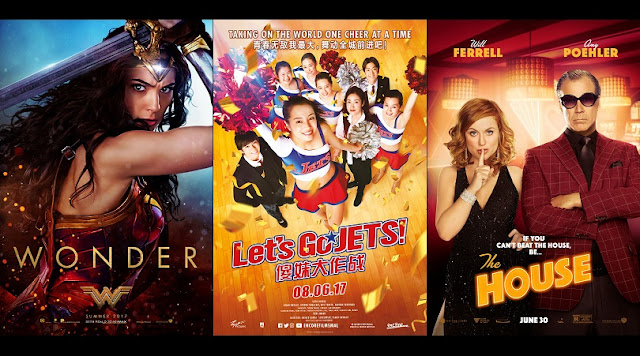 wonder woman let's go jets the house movie posters malaysia