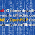 Efail: O cómo descifrar e-mails cifrados con S/MIME y OpenPGP usando técnicas de exfiltración
