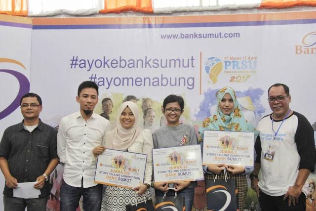 Pemenang Lomba Blog Storytelling Bank Sumut