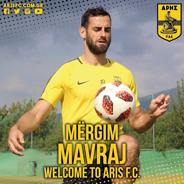 Mavraj enchants the Greeks, scores at his first match with Aris