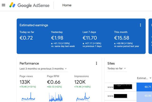 tips before registering google adsense