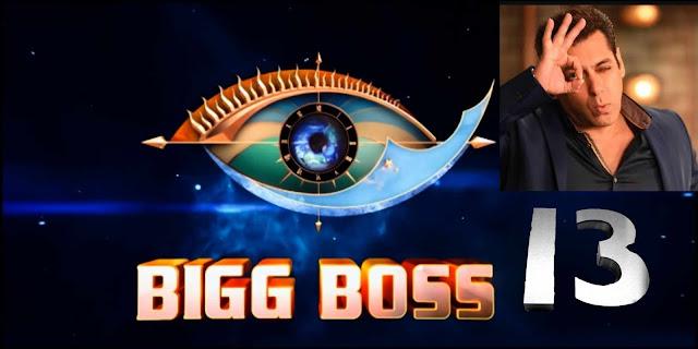 Bigboss13  from September 2019