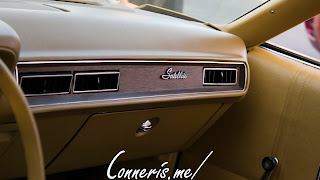 Plymouth Satellite Deluxe Dashboard