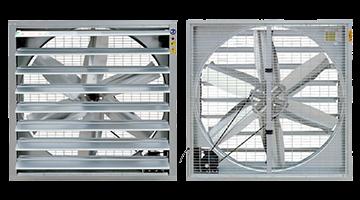 Quạt hút công nghiệp Nakami DV-260 lưu lượng 26,000 m3/h