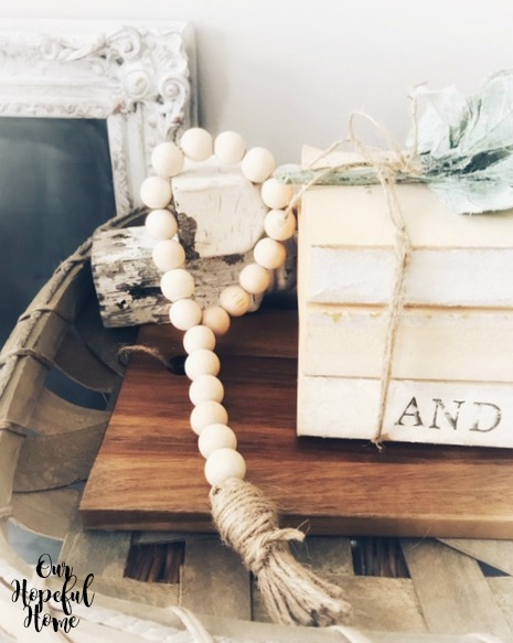 baluster decorative wood beads deconstructed book bundle