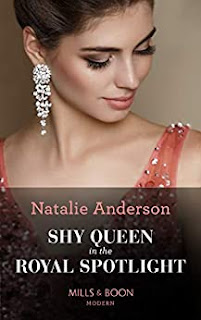 Shy Queen In The Royal Spotlight by Natalie Anderson