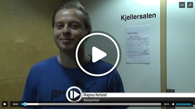 NTNU's student TV på besøk hos Capoeira Trondheim (GUC Trondheim)