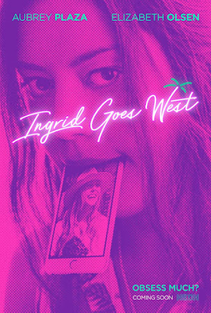 Poster Of Ingrid Goes West 2017 In Hindi Bluray 1080P Free Download