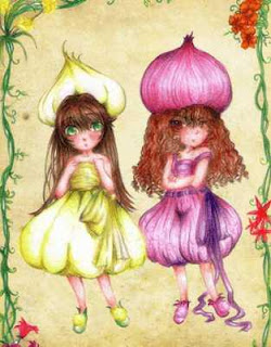 Cerita Bawang Merah Bawang Putih dongeng anak usia dini