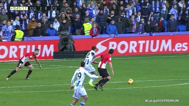 Real Sociedad 2x1 Athletic Bilbao: A resposta vem no campo