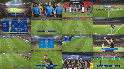 PES 2019 Coupe de France Update Pack Season 2018/2019 by FuNZoTiK