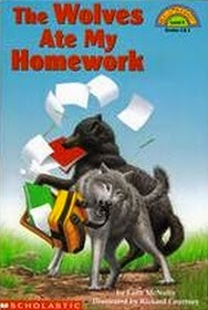 And I thought a wolf ate my homework would be original...