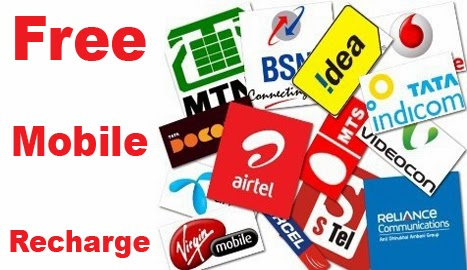 Top Websites To Get Free Mobile Recharge
